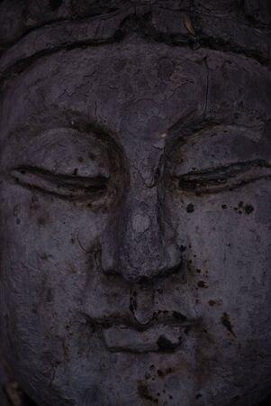 budda: Budda sculpture  Stock Photo