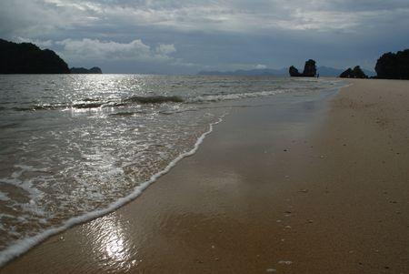 Langkawi Island in Malaysia photo