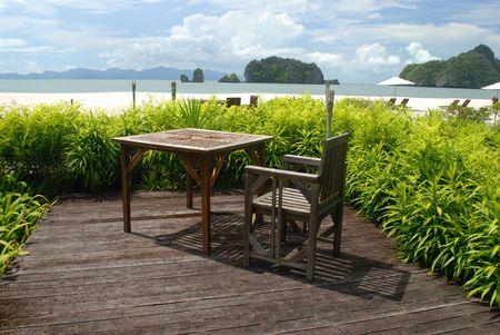 Tanjung Rhu beach, Langkawi in Malaysia Stock Photo - 5596579