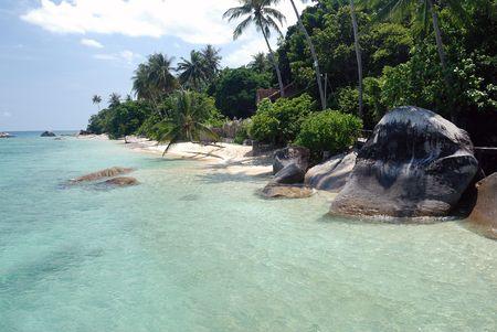 pulau: Tioman Island, Malaysia