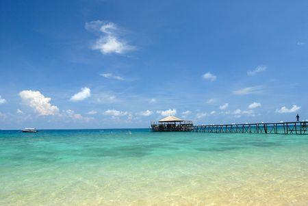 south island: Tioman Island, Malaysia