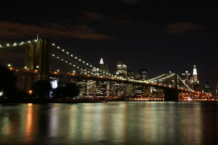 brooklyn bridge Stock Photo - 3794024
