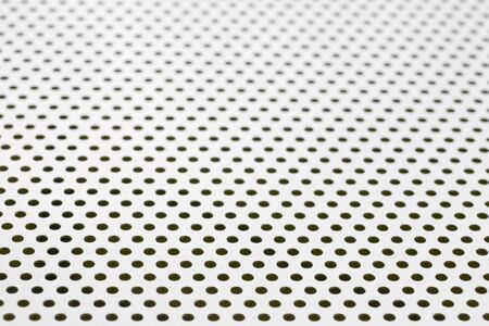 Silver-steel mesh background. photo
