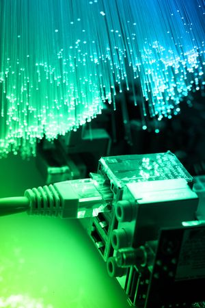 network cable: Network cable Stock Photo