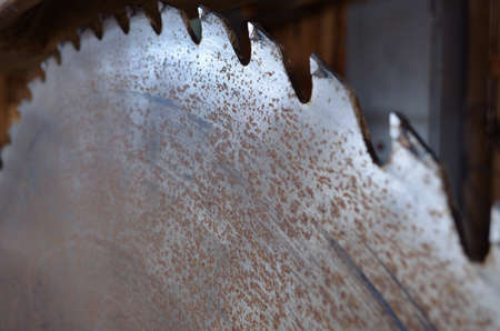 reflectance: Heavy duty woodcutting Saw blade