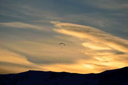 paraglider: paraglider