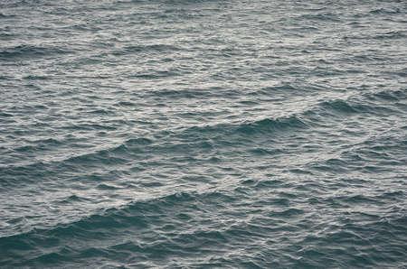 ocean waves: waves on ocean
