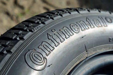 continental car tire
