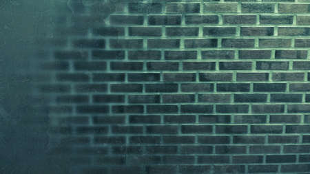 rough: Cinderblock wall Stock Photo