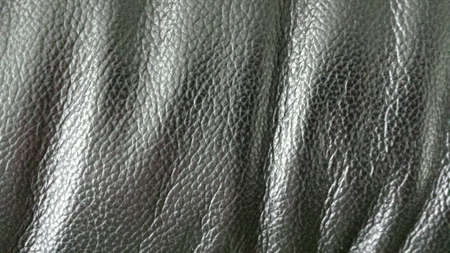 leather texture: Black leather background texture Stock Photo