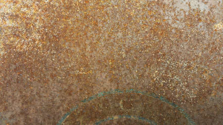 surface: Old rusted metal surface background texture