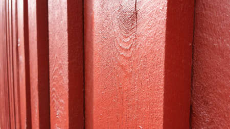 red wall: Red wood wall background