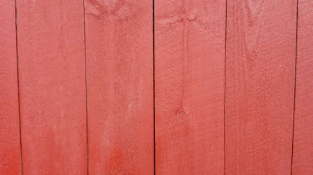 red wall: Red wooden barn wall background