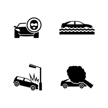 airbag: Car Crashes icons
