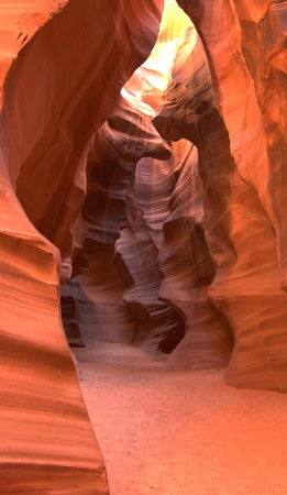 Antelope canyon Page Arizona USA  photo