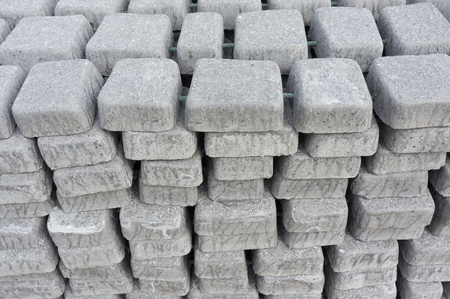 building materials: Building materials and supplies mimic nature. Stock Photo