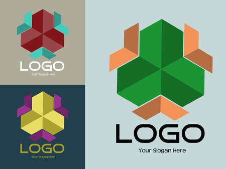 Abstract  for company symbol, corporate, design element, icon, graphic resource, etc. Available as a vector file.