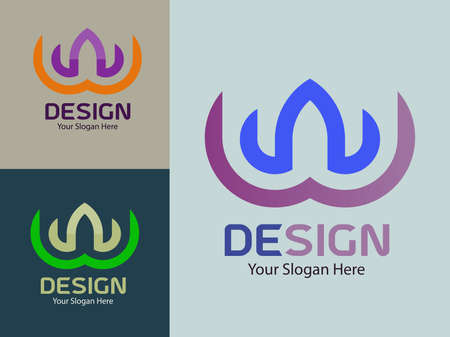 Simple for company symbol, corporate, design element, icon, graphic resource, etc. Available as a vector file.