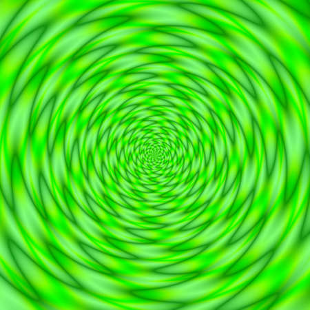 significantly green psycho round pattern texture background