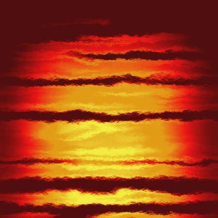 sunup: red fire sun dawn pattern texture background