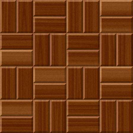 wallboard: dark brown wood floor tiles seamless pattern texture background