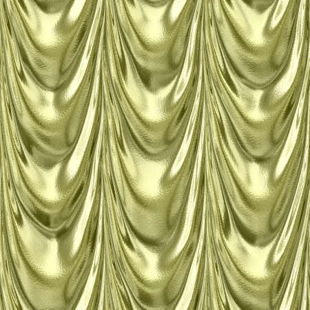 significantly: gold yellow textile drapery seamless pattern texture background