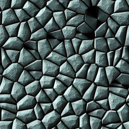tessellation structure: cobble silver gray stone seamless pattern texture background