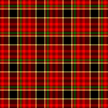 scot: red yellow green check diamond tartan scot plaid fabric material seamless pattern texture background