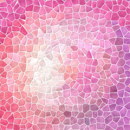 grout: pastel pink and purple mosaic pattern texture background with white grout