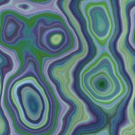 wallboard: green, blue and purple marble agate stone seamless pattern texture background - natural colors