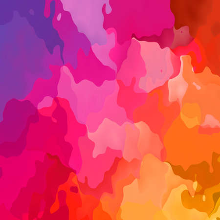 abstract stained seamless pattern texture background vibrant red, pink, magenta, purple and orange colors - modern painting art