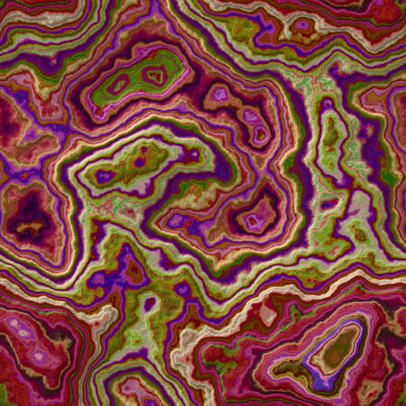 marble agate stony seamless pattern texture background - hot pink, purple, magenta and green color - rough surface