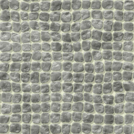 surface floor marble mosaic pattern seamless background - gray silver and light yellow color