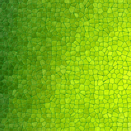 Abstract green background for texture of nature, marble, plastic stony or mosaic tiles.