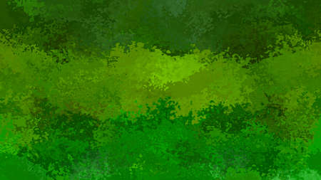 abstract stained pattern texture rectangle background natural green color - modern painting art - watercolor effect