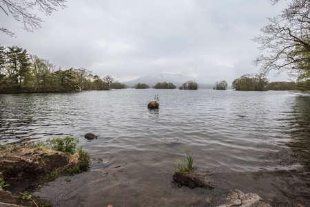 Onuma Quasi-National Park in hokkaido japan