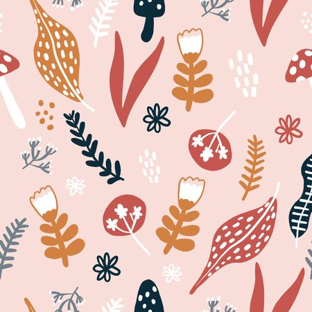 This pattern is perfect for textile, home decor, scrap booking, and invitations.