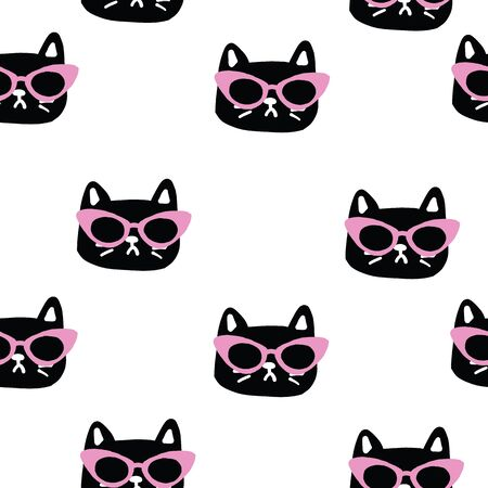 This pattern is great for fabric, wallpaper, birthday parties, invitations, wrapping paper. Design by Alicia Ard.