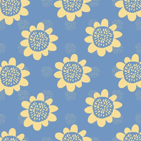This pattern is great for wallpaper, products, birthday parties, and textiles. Design by Alicia Ard. 版權商用圖片 - 148452482