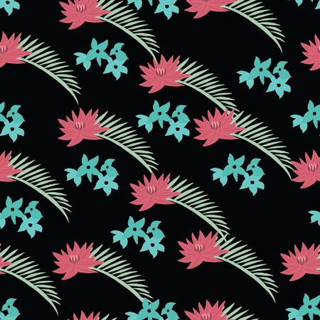 This pattern is great for scrap booking, invitations, birthday parties, textile. Design by Alicia Ard. 版權商用圖片 - 148810236