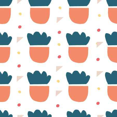 This pattern is great for scrap booking, invitations, birthday parties, textile. Design by Alicia Ard. 版權商用圖片 - 148842395