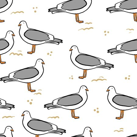 This pattern is great for textiles, wallpaper, and birthday parties. Design by Alicia Ard.