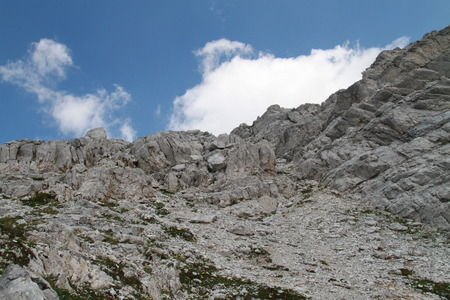stony: Stony mountain in Jezerce, Albania