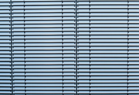 close up image: Closed blinds, close up image as background