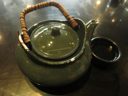 Chinese teapot set