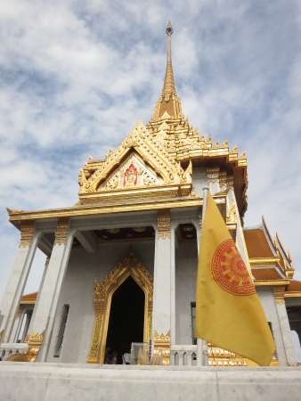 Thailand South east Asia Temple Stock Photo