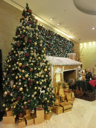 Christmas holiday season celebration