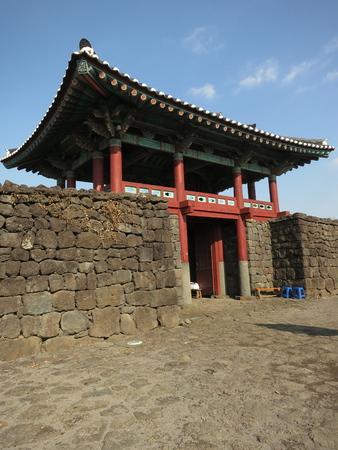 Korean Temple