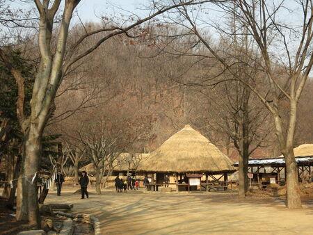 folk village: Korean Folk Village