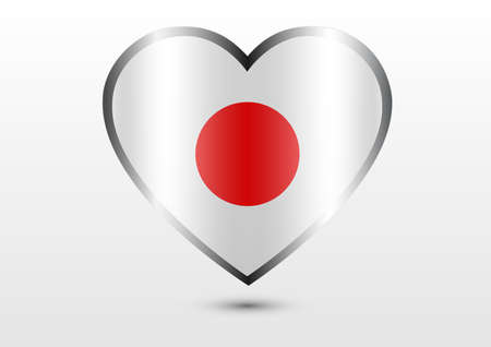 love country japan flag